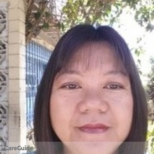 Canadian Nanny Provider Teresita S's Profile Picture