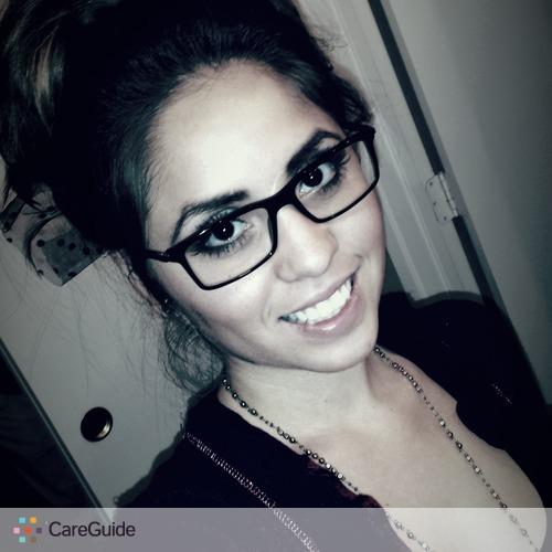 Child Care Job Melissa G's Profile Picture
