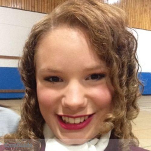 Canadian Nanny Provider Matilda Gangl-Chatrand's Profile Picture