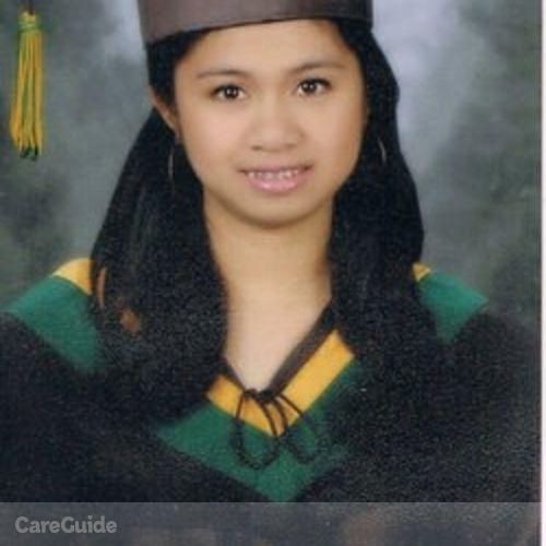 Canadian Nanny Provider Cymbeline E's Profile Picture