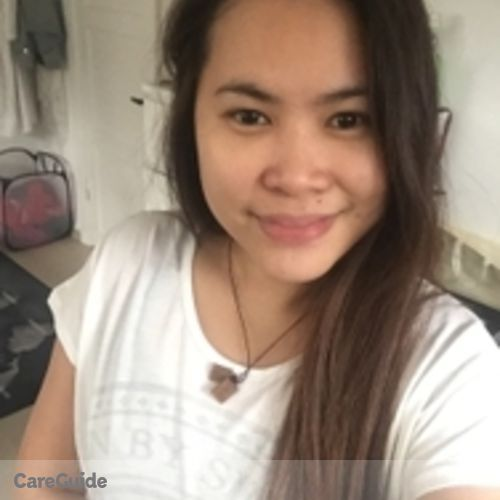 Canadian Nanny Provider Baby Rose Rosales's Profile Picture