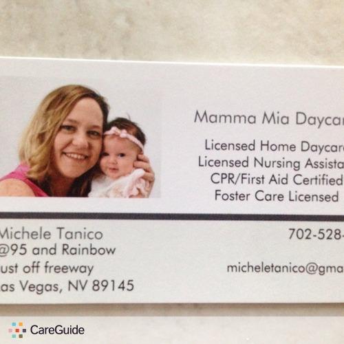 Child Care Provider Michele Tanico's Profile Picture