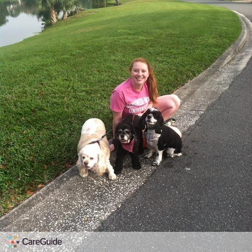 Pet Care Provider Kady T's Profile Picture