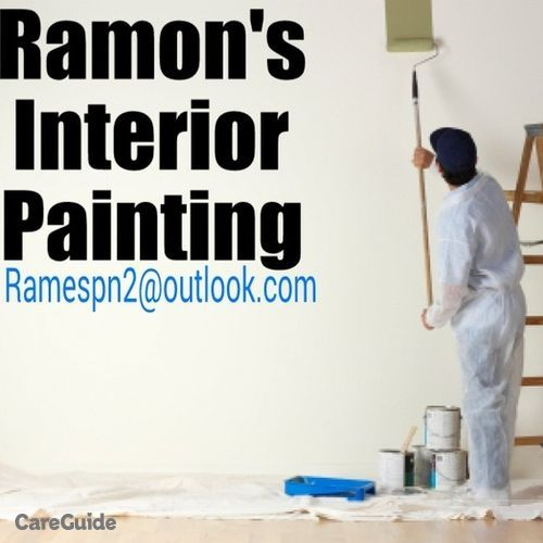 Painter Provider Ramon E's Profile Picture