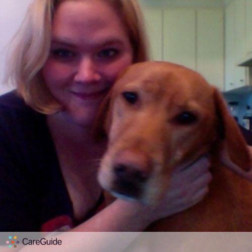 Pet Care Provider Brittany Harrison's Profile Picture