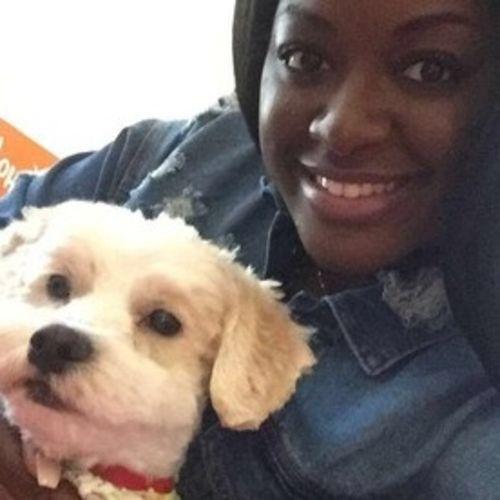 Pet Care Provider Samara P's Profile Picture