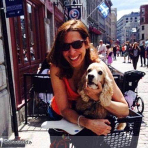 Canadian Nanny Provider Alejandra Rodriguez Sone's Profile Picture