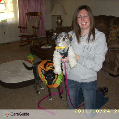 Pet Care Provider Amy Strauss's Profile Picture