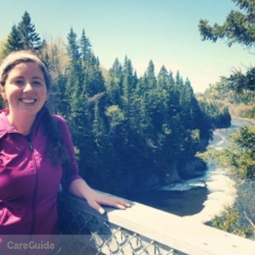 Canadian Nanny Provider Emma Walker's Profile Picture