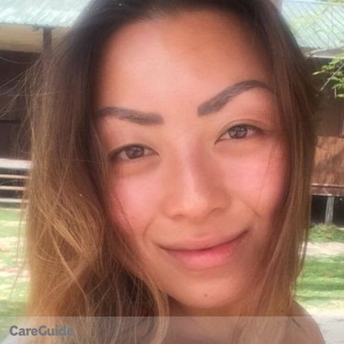 Canadian Nanny Provider Katalina Ong's Profile Picture