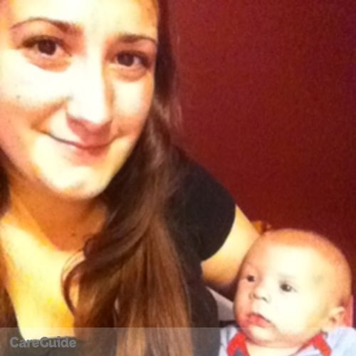 Canadian Nanny Provider Jillian Hudson's Profile Picture