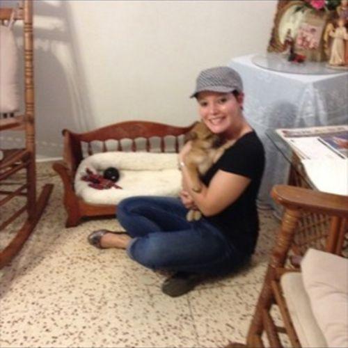 Pet Care Provider Jul D's Profile Picture