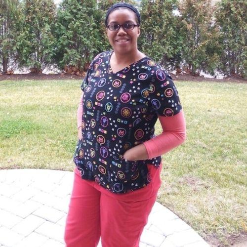 Passionate, competent experience Caregiver