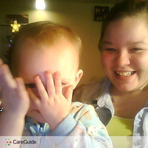 Child Care Provider Samantha Mckernan's Profile Picture