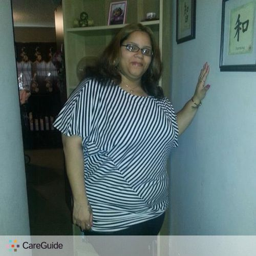Housekeeper Provider Sharon Fuentes's Profile Picture