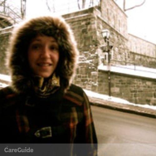 Canadian Nanny Provider Larissa D's Profile Picture