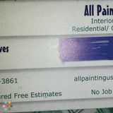 Painter in Stamford