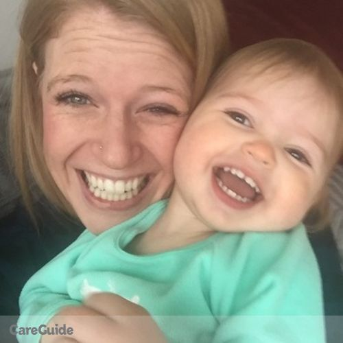 Canadian Nanny Provider Becky Soby's Profile Picture