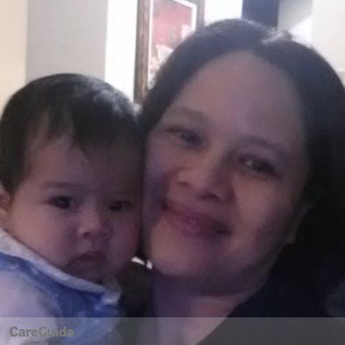 Canadian Nanny Provider Rizalyn Ravelo's Profile Picture