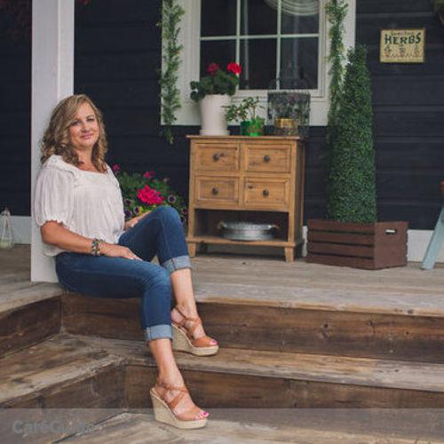 Canadian Nanny Provider Jessica Luft's Profile Picture