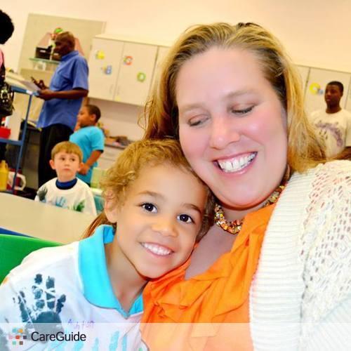 Child Care Provider Jasmine Marshall's Profile Picture