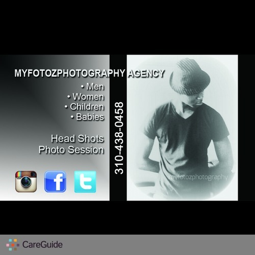 Photographer Provider Myfotozphotography Photography's Profile Picture