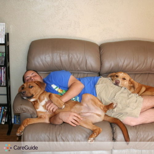 Pet Care Provider Shane Stillings's Profile Picture