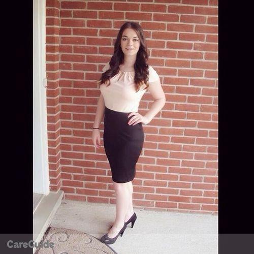 Canadian Nanny Provider Amanda Hauser's Profile Picture