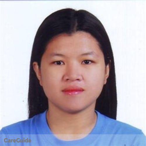 Canadian Nanny Provider Janice F's Profile Picture