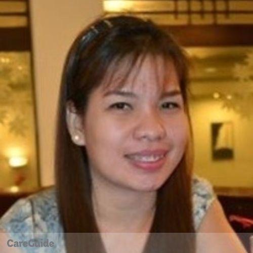 Canadian Nanny Provider Mae Ann Cudildiego's Profile Picture
