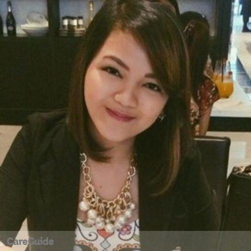 Canadian Nanny Provider Khira Asilo's Profile Picture