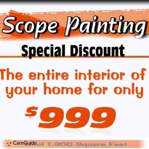 Painter Provider Scope Painting LLC.'s Profile Picture