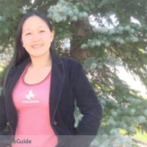 Canadian Nanny Provider Malou Orpia's Profile Picture