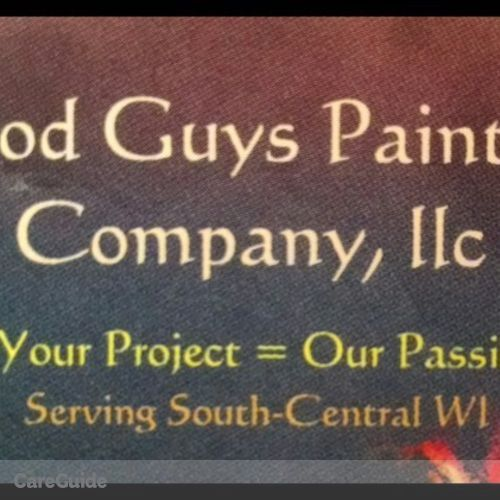 Painter Provider Mitch Malzhan's Profile Picture