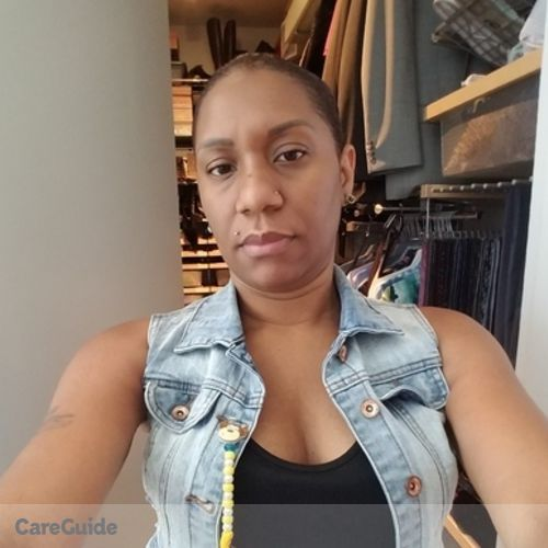 Child Care Provider Anobia S's Profile Picture