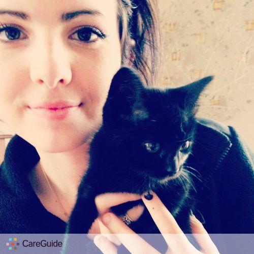 Pet Care Provider Zoe Thibodeaux's Profile Picture