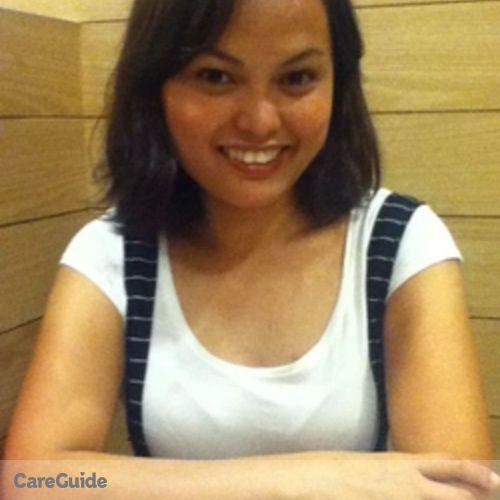 Canadian Nanny Provider Concepcion Cadelina's Profile Picture