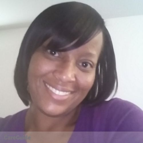 Pet Care Provider Natasha Mosley's Profile Picture