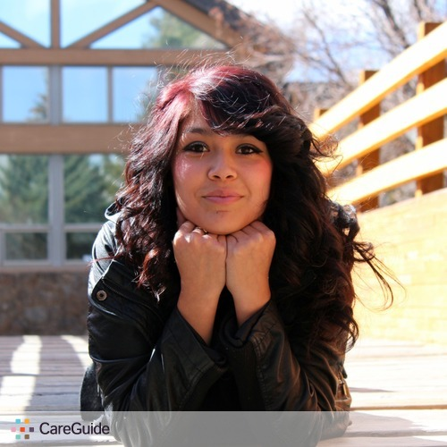 Child Care Provider Alejandra Najar's Profile Picture