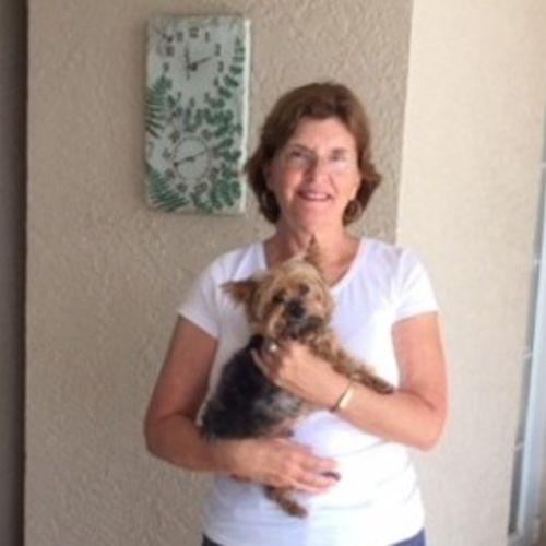 Pet Care Provider Ruth C's Profile Picture