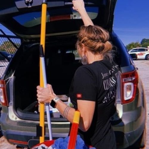 Jane of All Jobs Cleaning Service providing Greenville with Maid, Janitorial, and Commercial Services