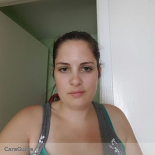 Canadian Nanny Provider Courtney G's Profile Picture