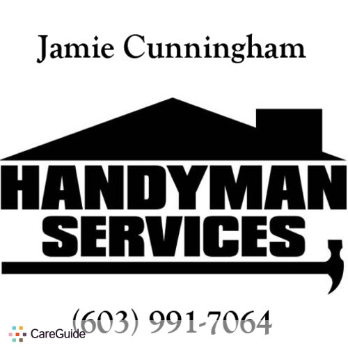 Handyman Provider Jamie Cunningham's Profile Picture