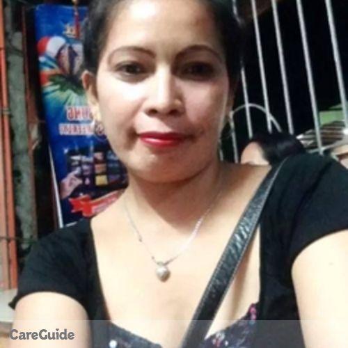 Canadian Nanny Provider Marizel Colata's Profile Picture