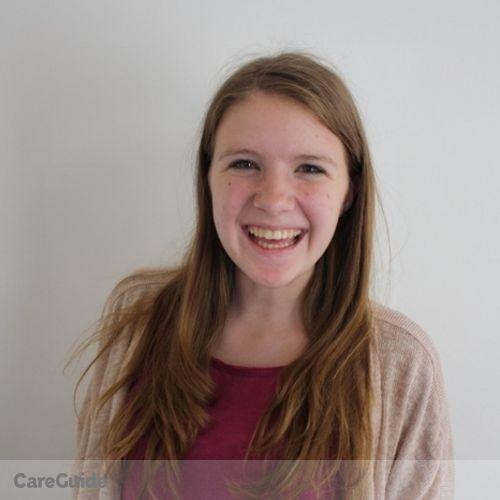 Canadian Nanny Provider Katie Prestage's Profile Picture