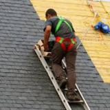 Roof repair gutter cleaning and snow removal