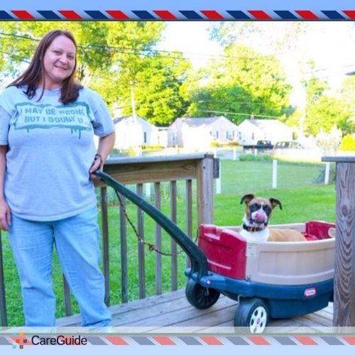 Pet Care Provider Jennifer Floyd's Profile Picture