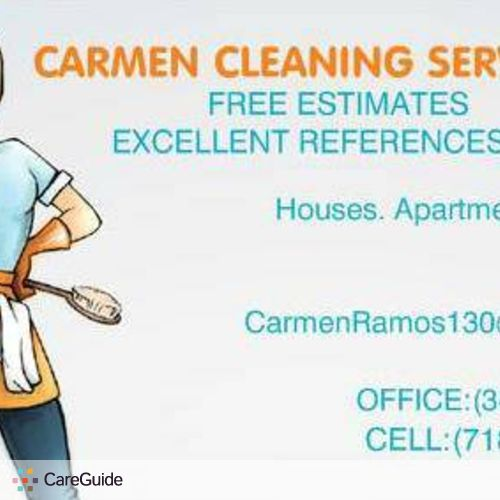 Housekeeper Provider Carmen Ramos's Profile Picture