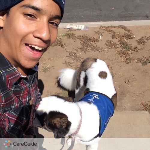 Pet Care Provider Randy Rivera's Profile Picture