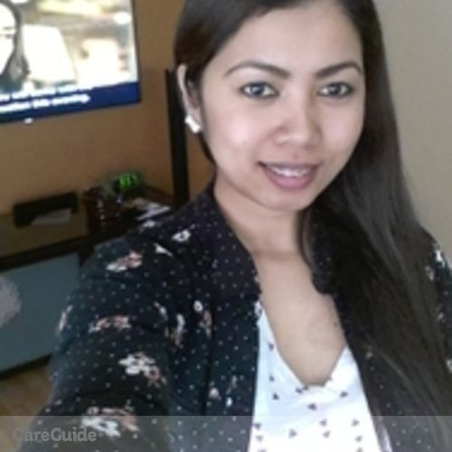 Canadian Nanny Provider Cath Reyes's Profile Picture